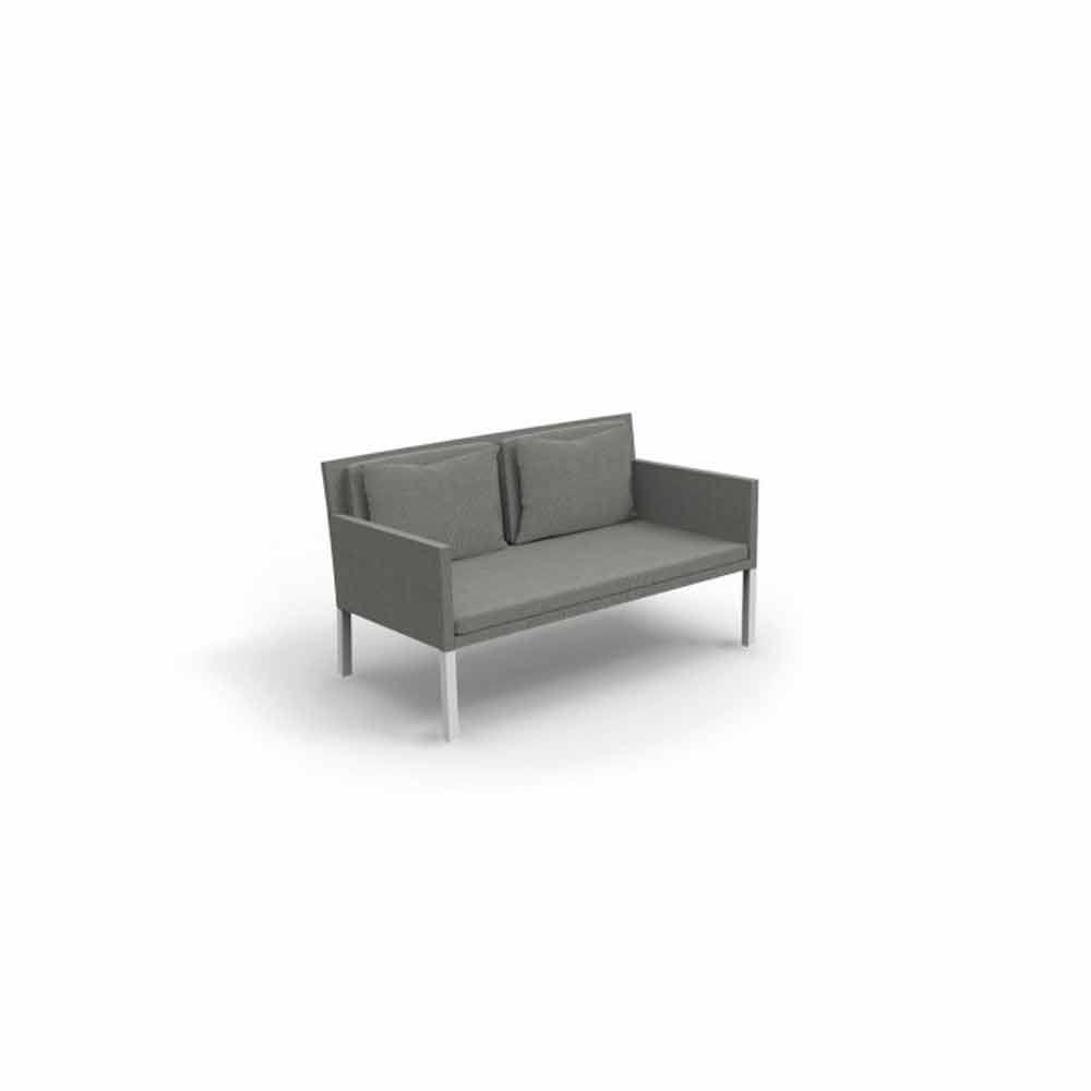Sof de jard n de dos plazas en textilene step for Sofa exterior dos plazas