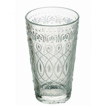 12 vasos de bebida de vidrio transparente decorados para bebidas - Maroccobic