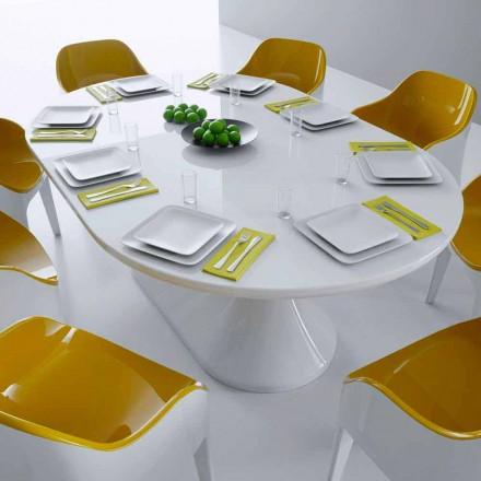Mesa de comedor de diseño hecha en Italia Lunch Table