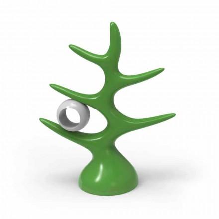 Estantería de diseño moderno hecha en Italia modelo Treetix