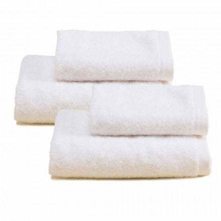 2 pares de toallas de baño de algodón de colores - Vuitton