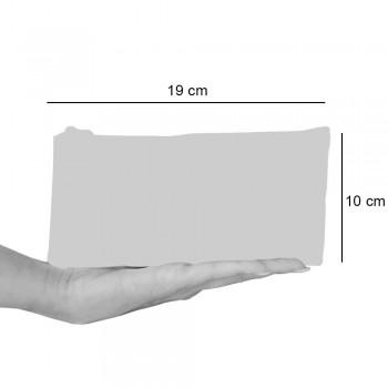 3 embragues de algodón de alta calidad hechos a mano - Viadurini por Marchi