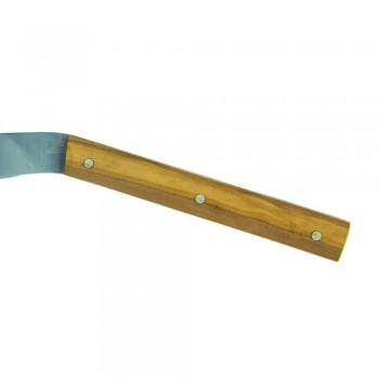 6 cuchillos ergonómicos para carne con hoja de acero Made in Italy - Shark