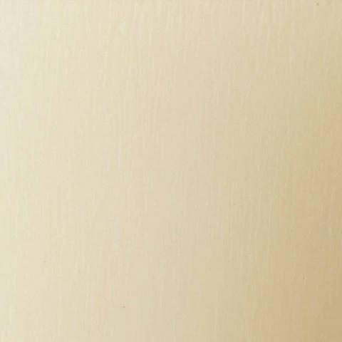 Abat-jour cilíndrico en cera perfumada efecto rayado Made in Italy - Donata