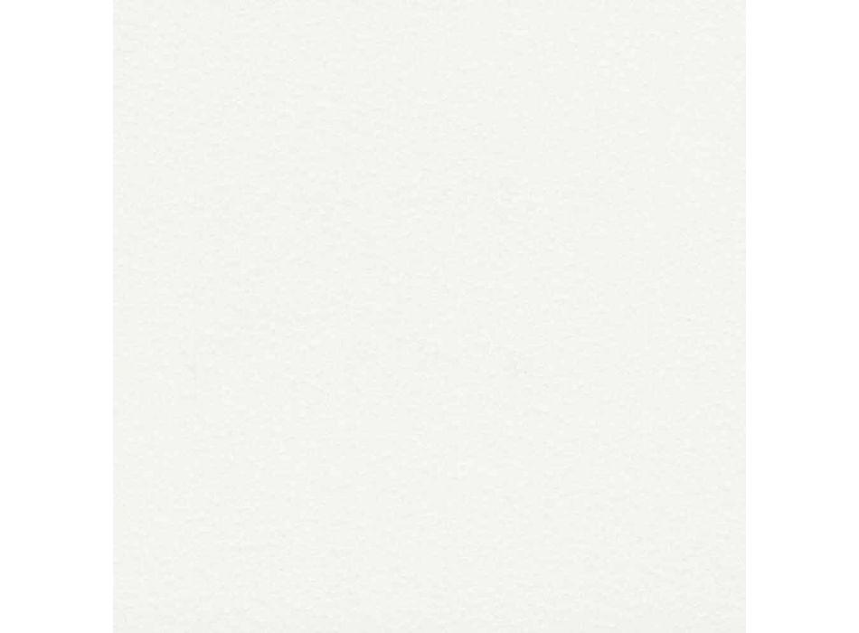 Accesorios Escritorio de 5 piezas de cuero regenerado Hecho en Italia - Ascanio