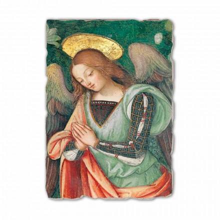 Fresco reproducción Pinturicchio La Natividad frag. Ángel