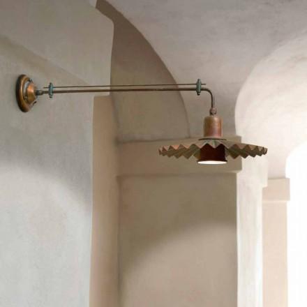Aplique de diseño moderno línea Civetta de Aldo Bernardi