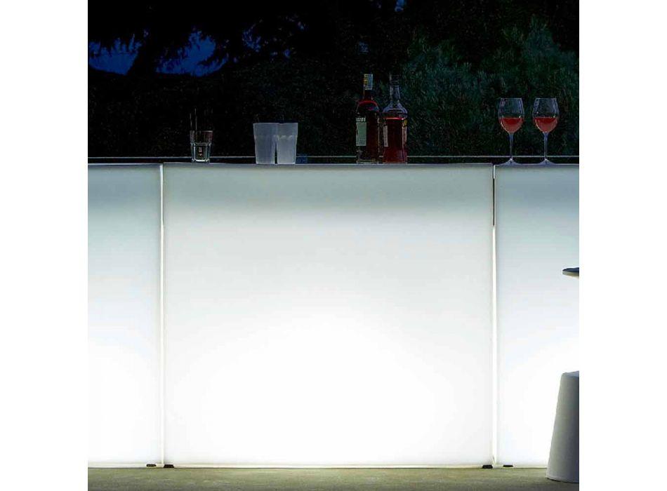 Barra de bar de estilo moderno Slide Break Line bright hecha en Italia