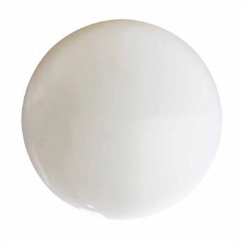 Bidé de diseño moderno de cerámica coloreada Made in Italy - Lauretta