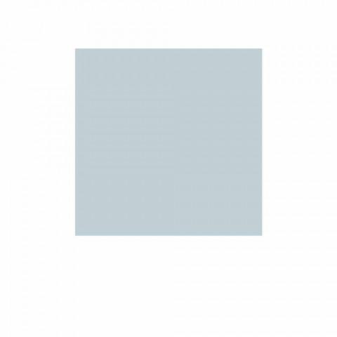 Bonaldo April 210x60cm librería de diseño de metal de color hecha en Italia