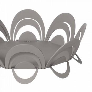 Centro de mesa moderno y frutero Hecho a mano, Made in Italy - Futti