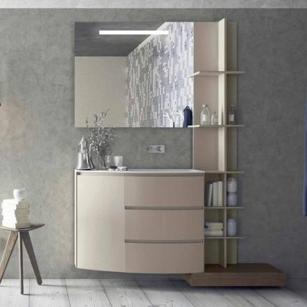 Composición de Mobiliario para el Baño de Diseño Moderno - Callisi13