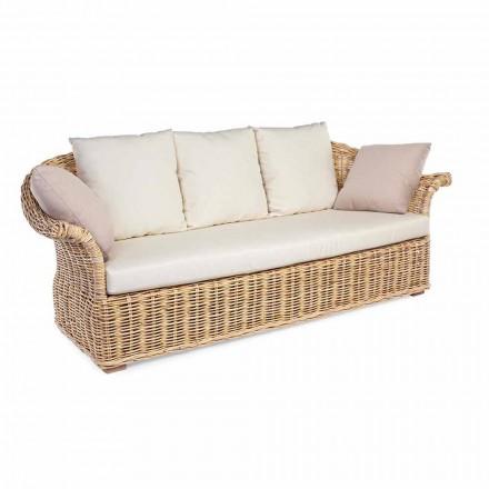 Interior o interior Sofá de estilo étnico para exterior 2 o 3 asientos Homemotion - Fermin
