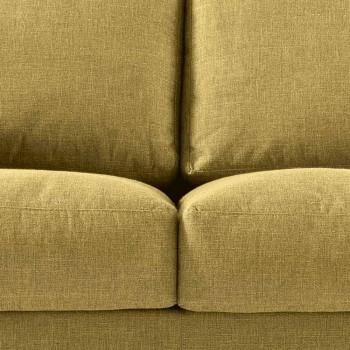 Sofá 3 plazas de tela Grilli George hecho en Italia