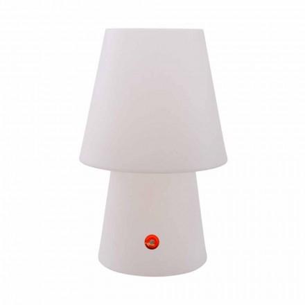Lámpara LED Recargable en Polietileno para Interior o Exterior - Fungostar