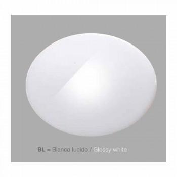 Lámpara colgante en la cerámica La Lustri 8