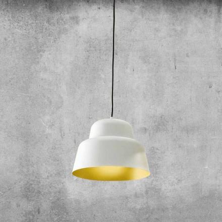 Lámpara de suspensión de diseño en aluminio - Capadocia Aldo Bernardi