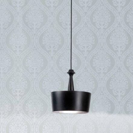 Lámpara de suspensión de cerámica modelo I Lustri 6
