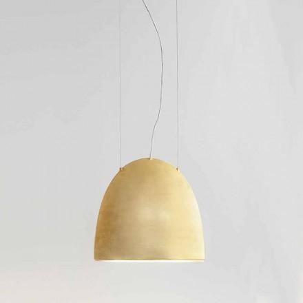 Lámpara de suspensión de diseño moderno en cerámica - Sfogio Aldo Bernardi