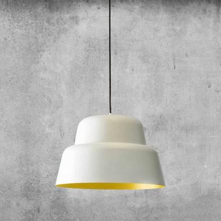 Lámpara de suspensión moderna de aluminio - Capadocia Aldo Bernardi