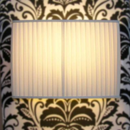 Lámpara de pared de diseño moderno con 2 luces modelo Bamboo