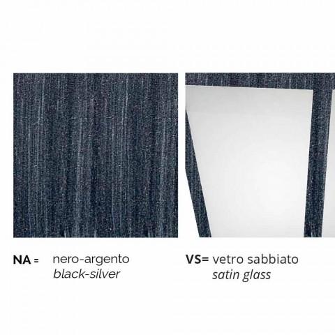 Lámpara de pared para exterior clásico fabricado en Italia, aluminio Kristel.