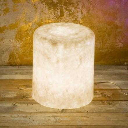 Lámpara de pie nebulita In-es.artdesign Bin F Nebula design