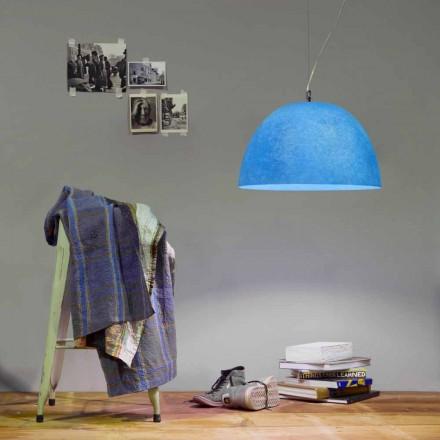 Lámpara de suspensión de diseño In-es.artdesign H2o Colored nebulite