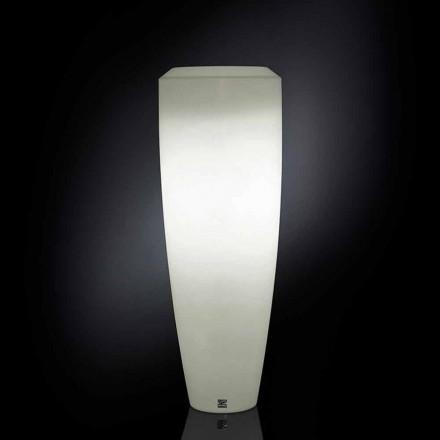 Lámpara de suelo a Led de Ldpe para interiores Obice Small