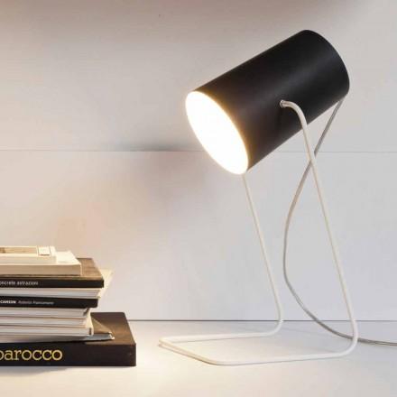 Lámpara de mesa moderna In-es.artdesign Paint T pizarra efecto