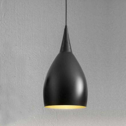 Lámpara colgante moderna de aluminio Made in Italy - Capadocia Aldo Bernardi