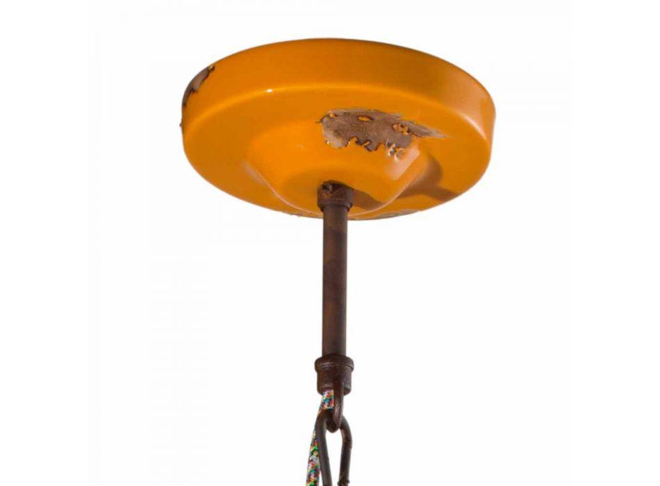 campana de la lámpara del vintage estilo industrial Jillian Ferroluce