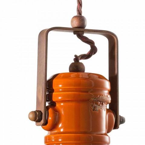 diseño de la lámpara de cerámica de época hechos Cameron Ferroluce