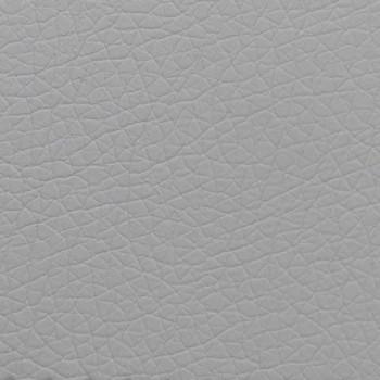 Cama con doble contenedor tapizado en piel sintética Made in Italy - Raggino