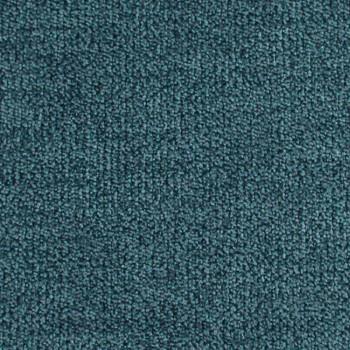 Cama con doble contenedor tapizado en tela Made in Italy - Raggino