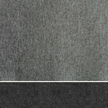 Cama doble tapizada de diseño moderno Made in Italy - Yurgen
