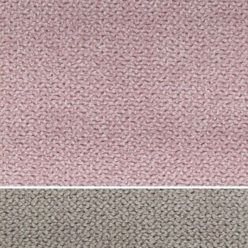 Cama doble tapizada con cajonera de piel sintética o tela - Notre Dame