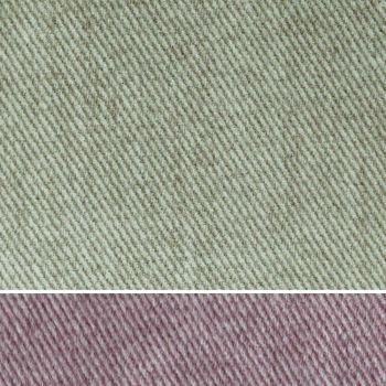 Cama doble tapizada en tela o piel sintética Made in Italy - Elettro