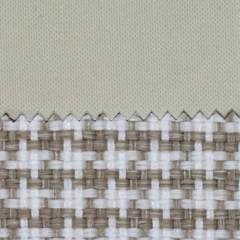 Cama doble de tela con pies metálicos Made in Italy - Glorio