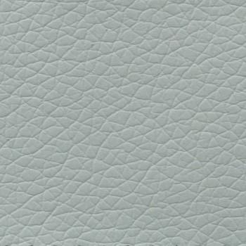 Cama doble tapizada en piel sintética con pies Made in Italy - Nurzio