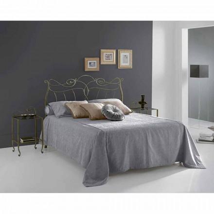 Una cama de plaza y media Hierro forjado Venus