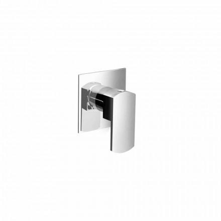 Mezclador de ducha empotrado de diseño Made in Italy - Sika