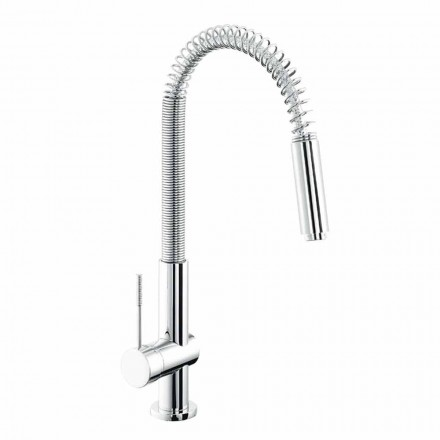 Mezclador monomando para lavabo de cocina Made in Italy Design - Bonsu
