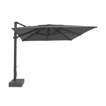 Paraguas de exterior, 3x4 mt con funda de tela de lujo - Athena by Talenti