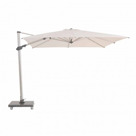 Paraguas de exterior, 3x3 con funda de tela de alta calidad - Venere by Talenti