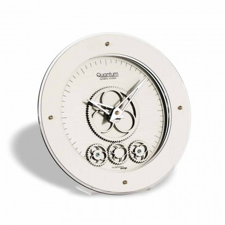 Reloj de sobremesa redondo de diseño modelo Atlantico
