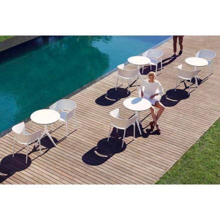 Sillón al aire libre diseñador Eugeni Quitllet, colección África de Vonodm