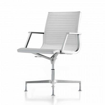 Sillón ergonómico de oficina ejecutiva Nulite de Luxy