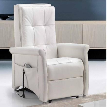 motorizada sillón de descanso - 1 alzapersona motor de Via Roma