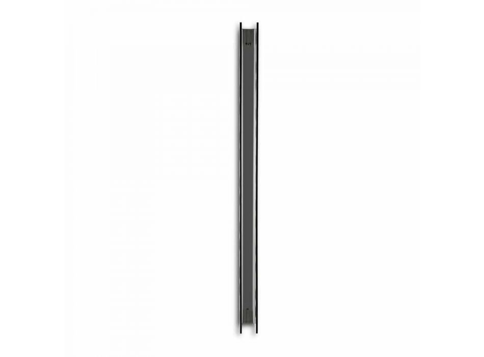 Soporte de lámpara de pared para bebés Big Smoked L6xH100xP11cm, diseño moderno
